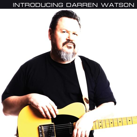 Introducing Darren Watson